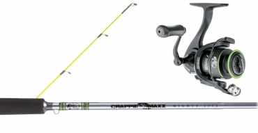 Buy or Bust – Bass Pro Shops Crappie Fishing Rods and Reels