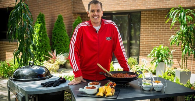 Women Are Attracted to Men That Grill: BBQ 101 with Weber's Kevin Kolman