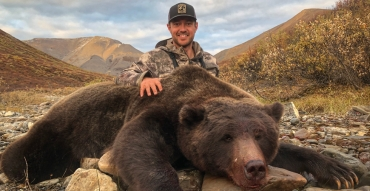 Yukon Moose and Grizzly Hunting with Tim Brent