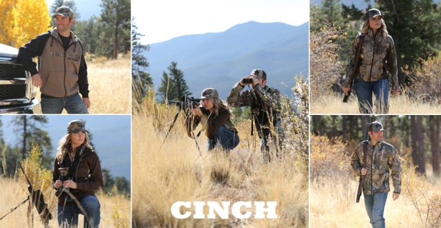 Outdoor Gear from Cinch