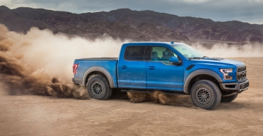 Off-Road Excellence: Meet the 2019 Ford Raptor