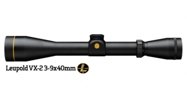 Buy or Bust – Leupold VX2 3-9x40mm