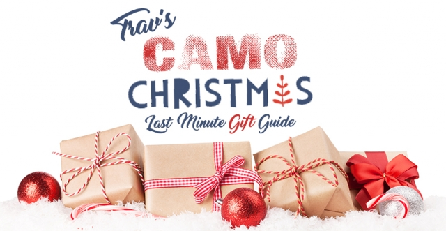 Camo Christmas - Last Minute Gifts for the Outdoorsman