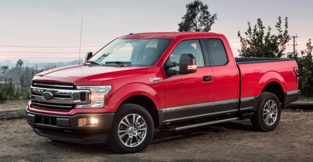 The All-New 2018 F-150 3.0-liter Power Stroke® Diesel