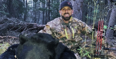 Archery Black Bear With Tim Anello