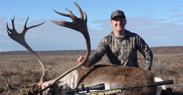 DIY Alaskan Caribou Hunt with Derrick Ratliff