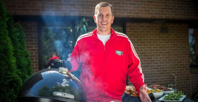 Summer Grilling Secrets with Weber Grill Master, Kevin Kolman