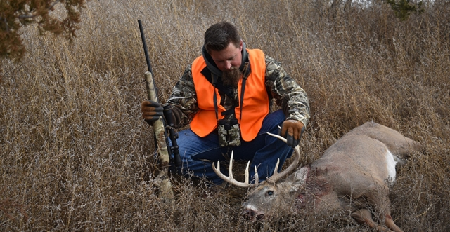 Spot & Stalk: How to close the distance on a shooter buck