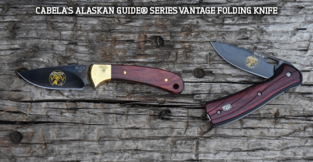 Buy or Bust – Cabela's Alaskan Guide® Series Vantage Folding Knife
