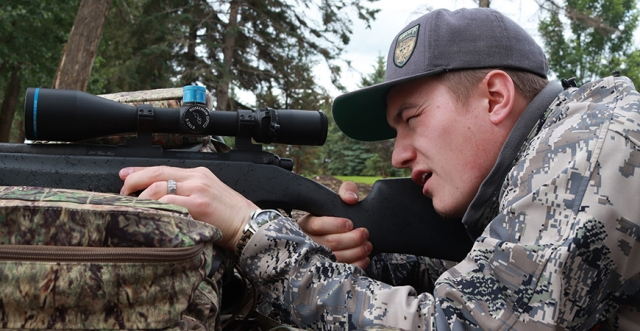 "Long Range Hunting with Jordan Walsh of ""The Riflemen"""