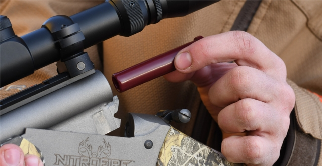 Muzzleloader Innovation with Federal's FireStick
