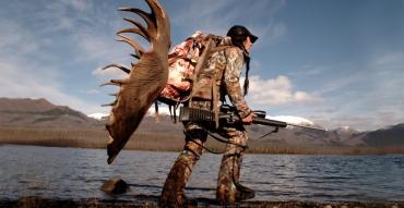 Yukon Moose Hunting With Melissa Bachman