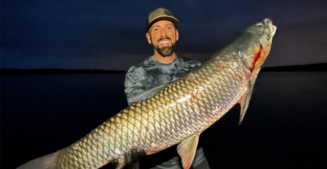 Summer Bowfishing with Tim Anello