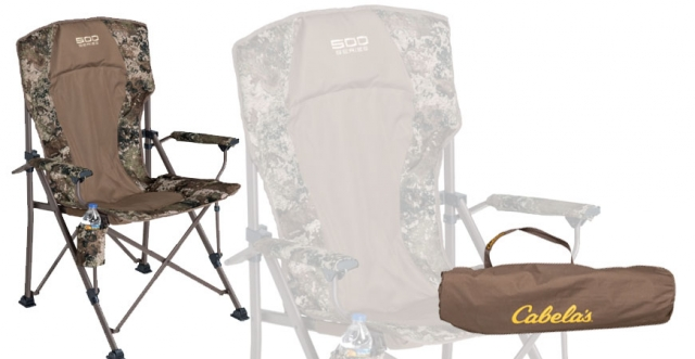 Buy or Bust – Cabela's 500 Series Deluxe Folding Hunting Chair