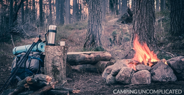 Camping Uncomplicated