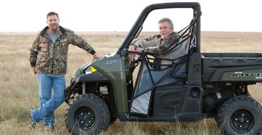 Tailor Made for Outdoorsmen - Customizing your Polaris RANGER