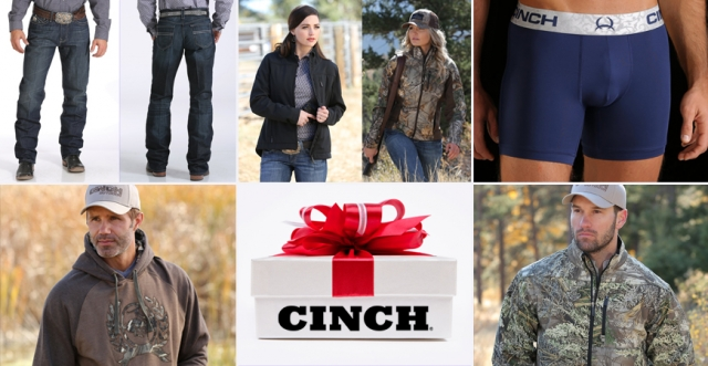 Christmas with CINCH
