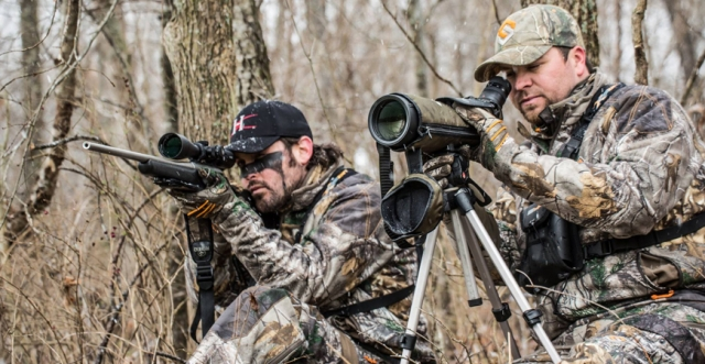 Winter to Spring: Predators & Gobblers with Nate Hosie & Randy Birdsong