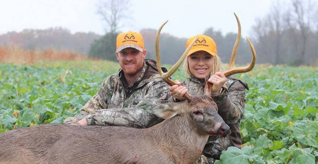 "Hunting, Racing, Conservation and ""Crossroads"" with NASCAR Driver Jeb Burton"