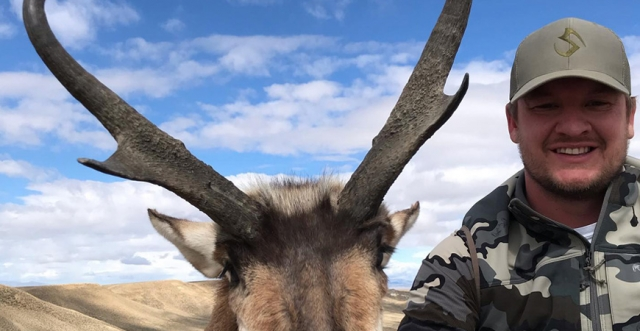 Hunting With Wounded Veterans for Wyoming Pronghorns With Brian Tucker of Hi Mountain Seasonings