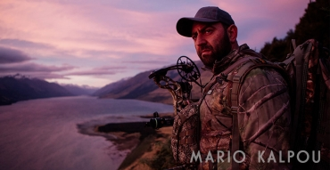 """""""Man Eats Wild"""" with Mario Kalpou - Hunting, Fishing and Reconnecting With Our Food."""
