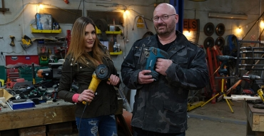 The Brand-New, Action Packed, Exciting Show, 'Backyard Ballistics' on Outdoor Channel with co-host Cheyenne Ruether