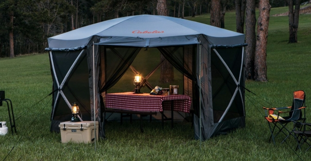 Buy or Bust – Cabela's Quick-Set Screen Shelter